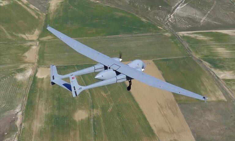 Τουρκικά drones: Το υπό ανάπτυξη Aksungur ολοκλήρωσε κατά την διάρκεια δοκιμών πτήση διάρκειας 28 ωρών, μεταφέροντας 12 κατευθυνόμενες βόμβες.
