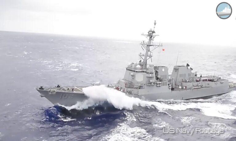 Αμερικανικές Φρεγάτες: Τα αντιτορπιλικά θαλάσσια φρούρια «Alreigh Burke» η ενδιάμεση λύση