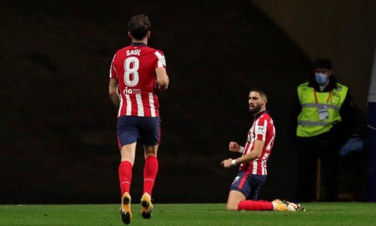 Ατλέτικο Μαδρίτης – Μπαρτσελόνα 1-0: Έσπασε η κατάρα και κορυφή