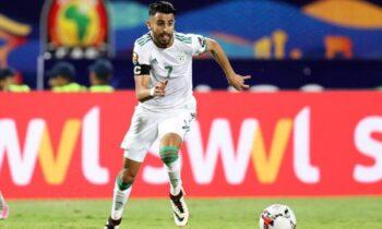 Ριγιάντ Μαχρές Αλγερία