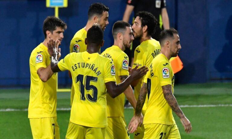 Βιγιαρεάλ – Βαγιαδολίδ 2-0: Στην τρίτη θέση το «κίτρινο υποβρύχιο»