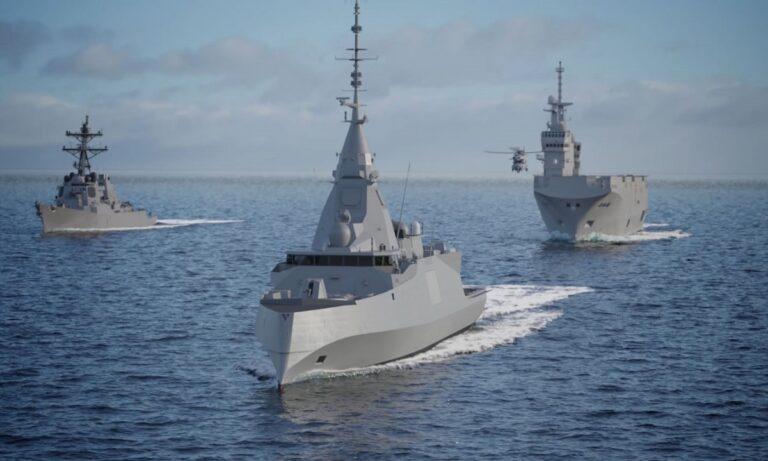 Φρεγάτες: Νέα γαλλικη πρόταση για τέσσερις φρεγάτες Belh@rra χωρίς SCALP Naval