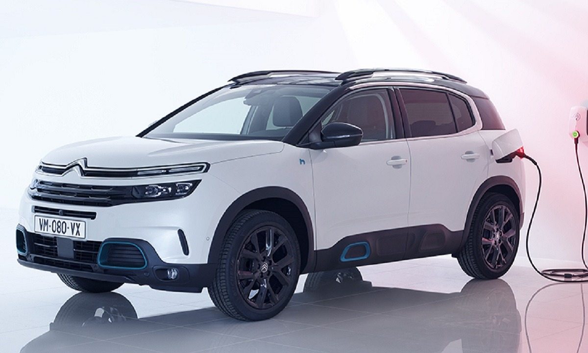 Νέο SUV C5 AIRCROSS SUV PLUG-IN HYBRID: Ë-COMFORT CLASS SUV – Οικονομία, άνεση & επιδόσεις με σεβασμό στο περιβάλλον