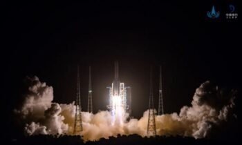 Κίνα: Εκτοξεύτηκε η ρομποτική αποστολή Chang'e 5 προς τη Σελήνη
