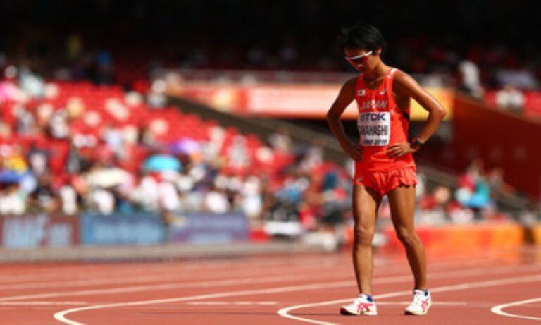 Είκι Τακαχάσι: Έκανε την καλύτερη επίδοση όλων των εποχών στα 10.000μ βάδην