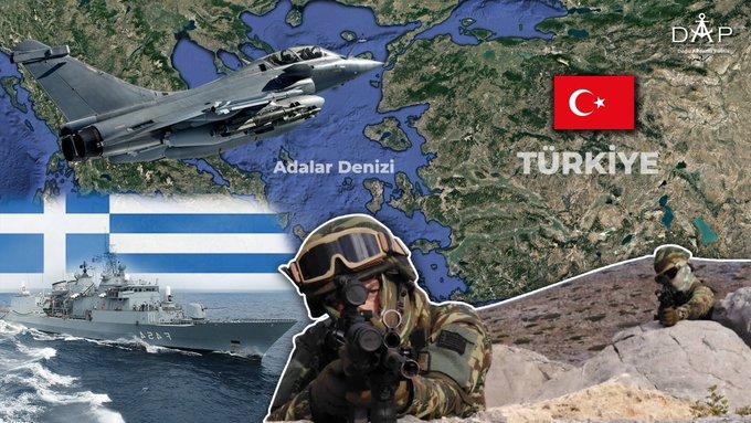 Τούρκοι: Aναπαράγουν δημοσιεύματα πως κάτι ετοιμάζουν στο Αιγαίο – Στείλτε Bayraktar λένε