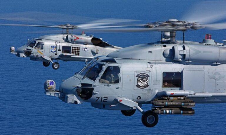 Πολεμικό Ναυτικό: Έρχονται επτά ελικόπτερα MH-60R - O «εφιάλτης» των Τούρκων (vid)