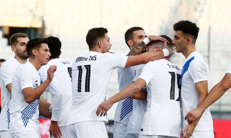Ελλάδα – Κύπρος 2-1: Εξαιρετική στο πρώτο μέρος, βρήκε γκολ με Τζόλη, Γιακουμάκη, «κόλλησε» στην επανάληψη