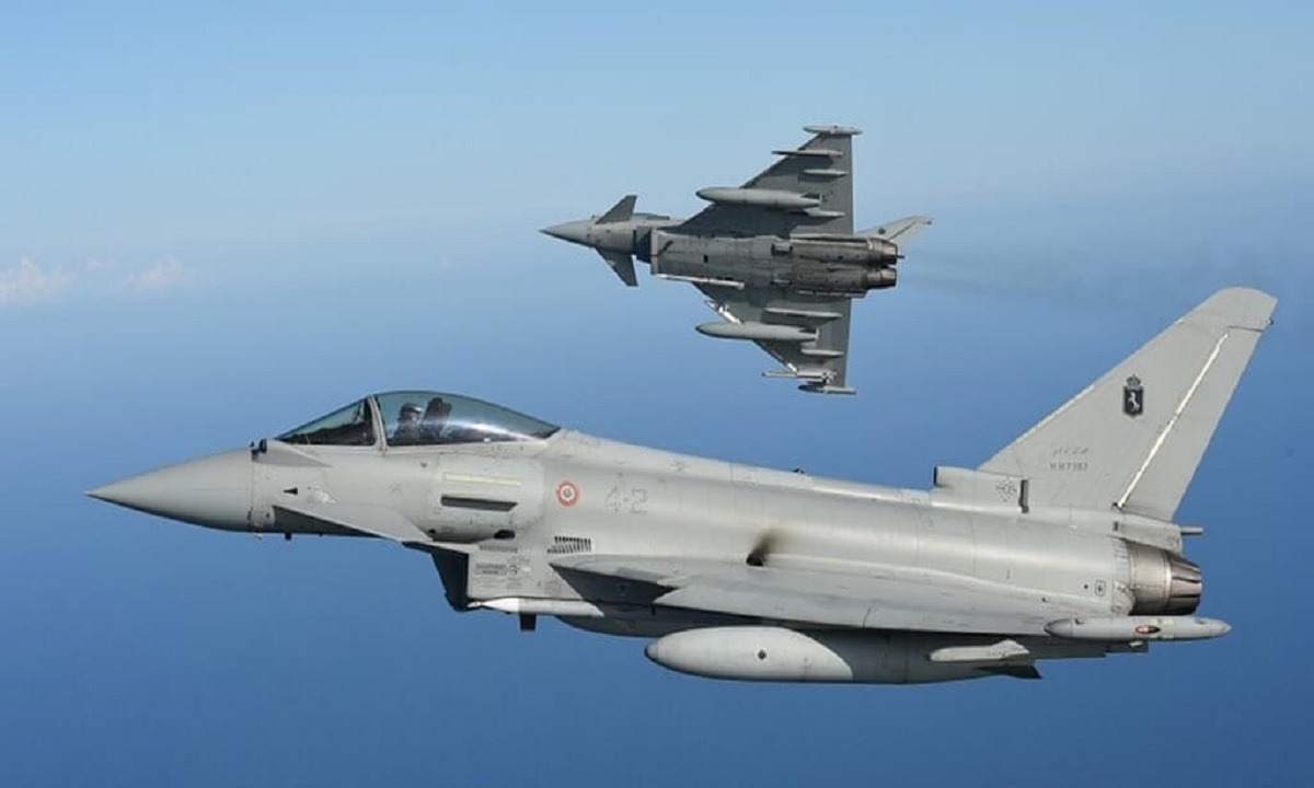 Toυρκία: Αγοράζει Eurofighter με τις πλάτες της Γερμανίας – Το σχέδιο της Άγκυρας