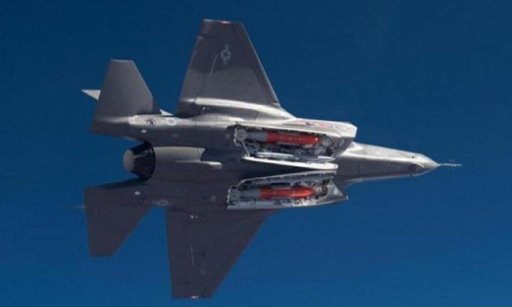 F-35: Το stealth μαχητικό «χρησιμοποίησε» επιτυχώς πυρηνική βόμβα (vid)