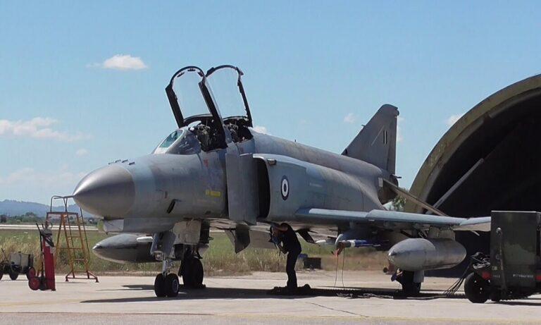Πολεμική Αεροπορία: Πηγές του Πενταγώνου θέλουν την Ελλάδα να αποσύρει μέσα στο 2021 τα 36 F-4E Phantom II αν πάρει από τις ΗΠΑ 18-24 F-35.
