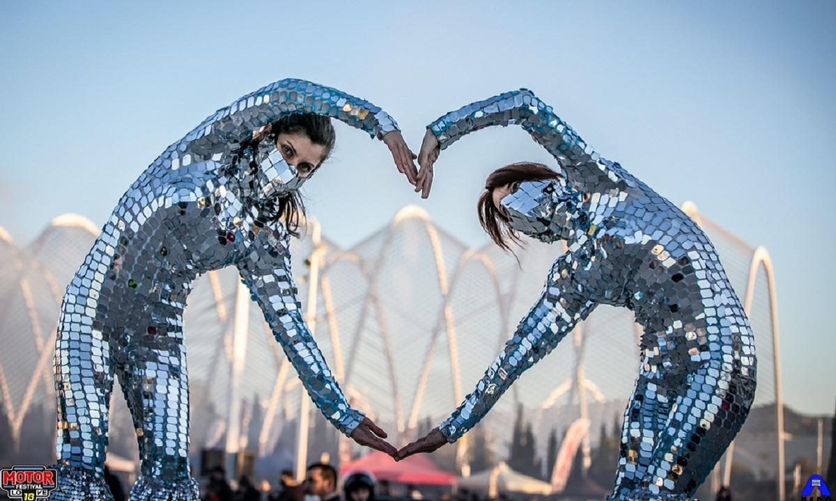 MotorFestival: Έγινε το… ακατόρθωτο στο ΟΑΚΑ (vid+pics)
