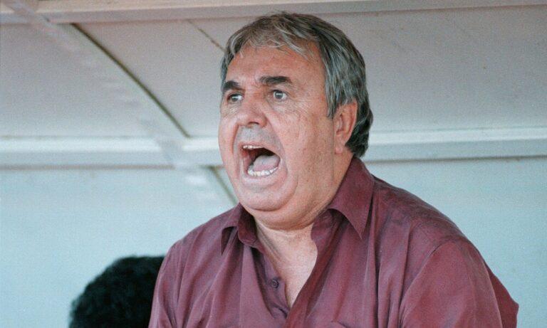 Πενθεί το ελληνικό ποδόσφαιρο: «Έφυγε» ο Αντώνης Γεωργιάδης