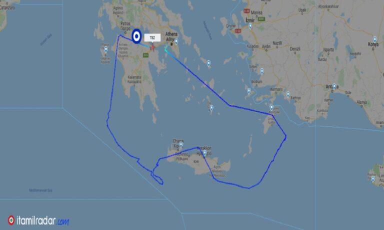 Ελληνοτουρκικά: Ως «παράξενη αποστολή» χαρακτηρίστηκε η πτήση της Δευτέρας για ένα Hercules ελληνικό αεροπλάνο.