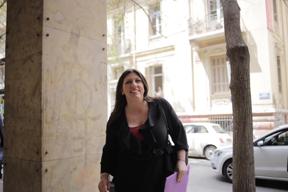 Ζωή Κωνσταντοπούλου: H Cosmote αδιαφορεί για την  κατάσταση της υγείας των εργαζομένων και τους καλεί σε «Πειθαρχικό Συμβούλιο»