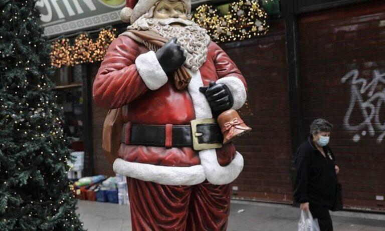 Χριστούγεννα-Koρονοϊός: Tο σχέδιο της κυβέρνησης για σταδιακή άρση του «lockdown»