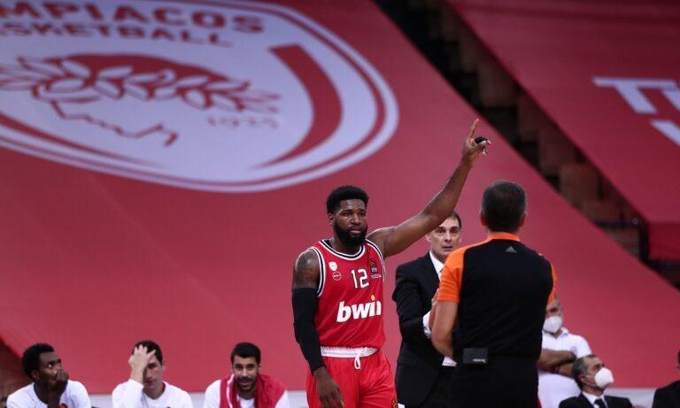 Ολυμπιακός: Χωρίς τον Μάρτιν, στη θέση του ο Κόνιαρης