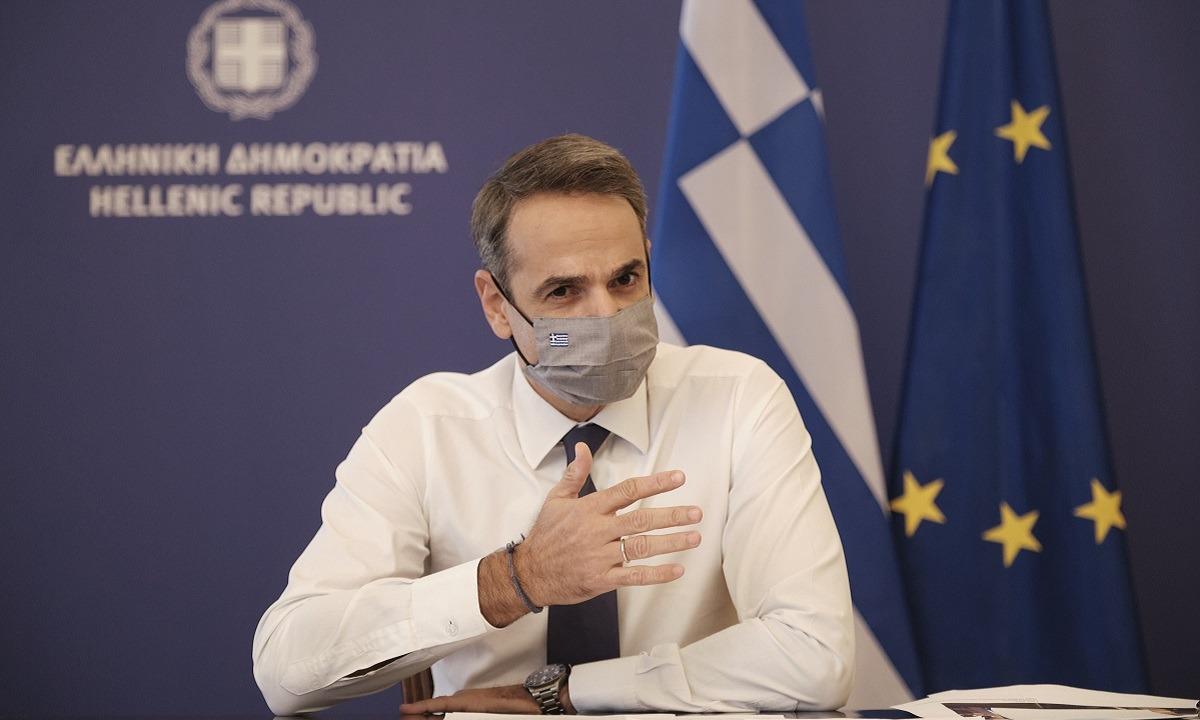 Κυριάκος Μητσοτάκης: «Ασφαλώς και κάναμε λάθη στην αντιμετώπιση του κορονοϊού» (vid)
