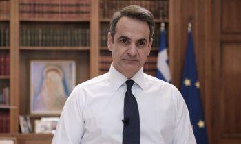 Ο Κυριάκος Μητσοτάκης έλεγε πως lockdown σημαίνει: «κλειστές επιχειρήσεις, ανεργία, λιγότερα δημόσια έσοδα και μεγάλη ύφεση» και το κάνει!