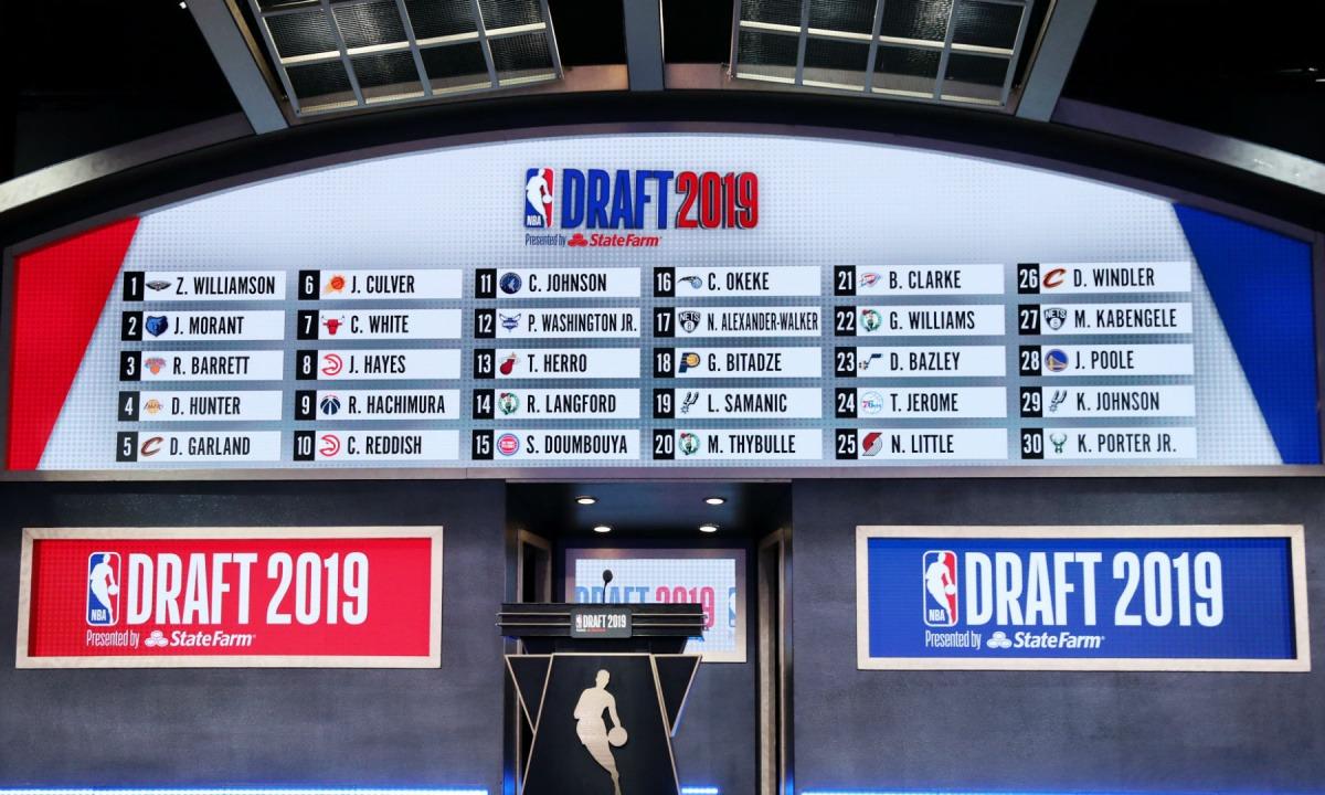 NBA Draft: Η λοταρία, έτσι λειτουργεί