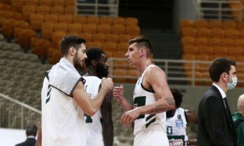 Παναθηναϊκός- ΕΣΑΚΕ- Basket League
