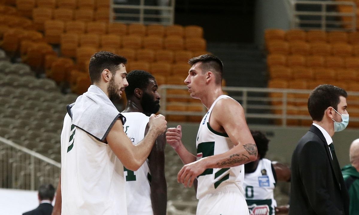Basket League: Διπλό «13άρι» για τον Παναθηναϊκό