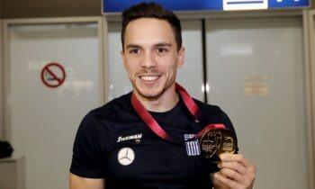 2/11/2018: Ο Λευτέρης Πετρούνιας κατακτά το τρίτο χρυσό σε Ευρωπαϊκό πρωτάθλημα (vid)
