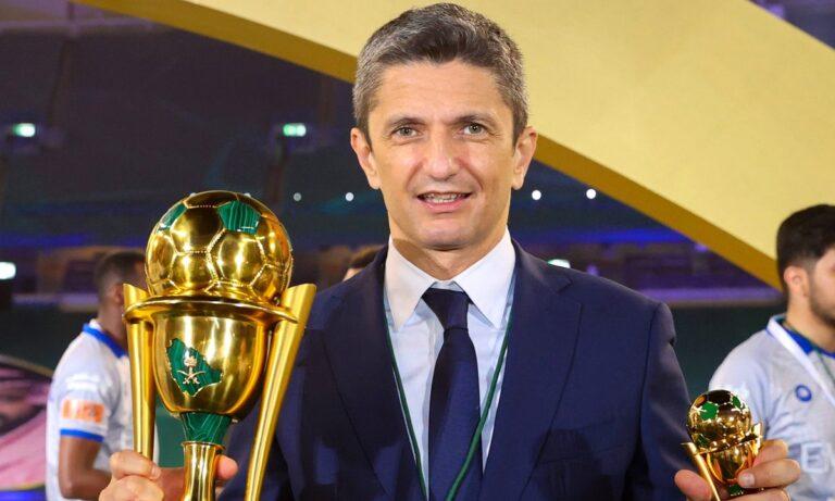 Λουτσέσκου: «Με σημάδεψαν οι επιτυχίες όχι μόνο στη Θεσσαλονίκη αλλά και στην Αθήνα»