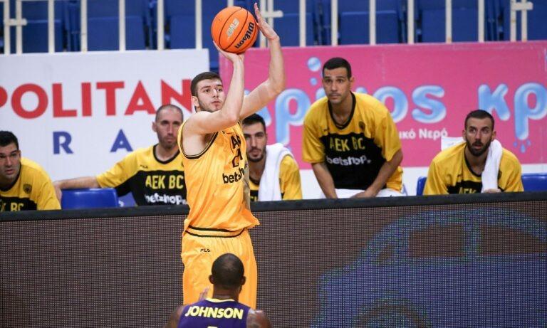 NBA draft: Απέσυρε τη συμμετοχή του ο Ρογκαβόπουλος