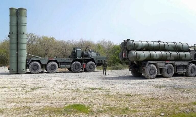S-400: Υποβαθμισμένο πήρε το ρώσικο αντιαεροπορικό σύστημα η Άγκυρα
