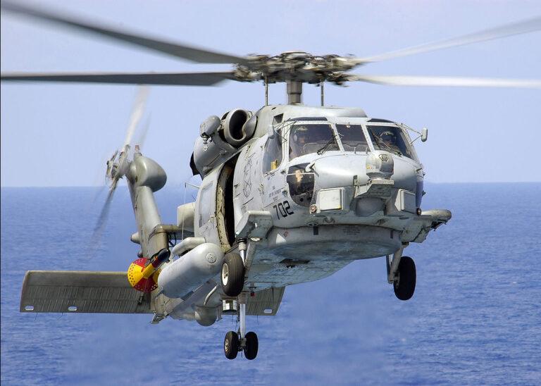 Eλληνοτουρκικικά: Αποσβολωμένοι οι Τούρκοι με τα ελληνικά Mh-60R – Θα τους βρίσκουν παντού