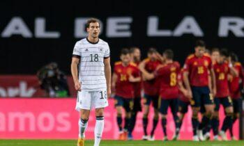 Ισπανία - Γερμανία: Διασυρμός μεν, αλλά...