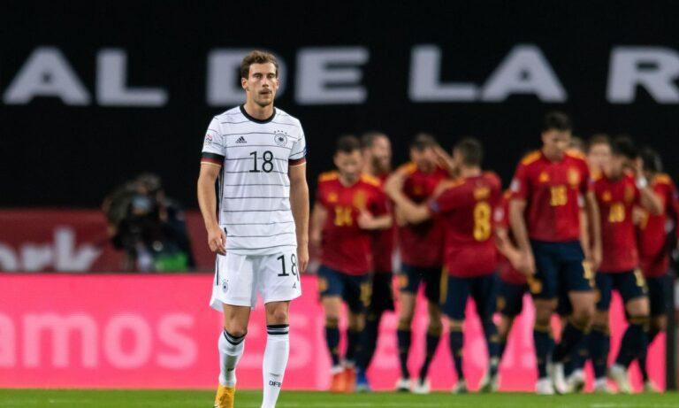 Ισπανία – Γερμανία: Διασυρμός μεν, αλλά…