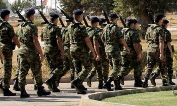 Ένοπλες δυνάμεις Στρατός