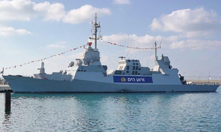 «Η Ελλάδα να αγοράσει τις Κορβέτες Sa'ar 6» – Γερμανία και Ισραήλ στο παρασκήνιο για τα εξοπλιστικά