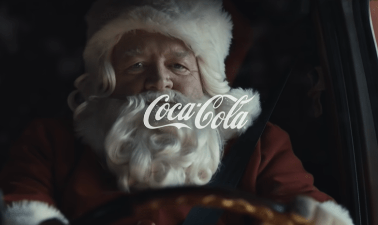 Coca Cola διαφήμιση