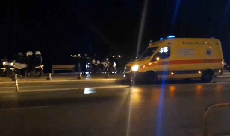 Θεσσαλονίκη: Γυναίκα έπεσε στον Θερμαϊκό (vid)