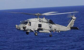 Ενοπλες Δυνάμεις: Το Πολεμικό Ναυτικό έστειλε αίτημα τροποποίησης της σύμβασης με ενεργοποίηση της προαίρεσης για την αγορά άλλων τριών ελικοπτέρων MH-60R.