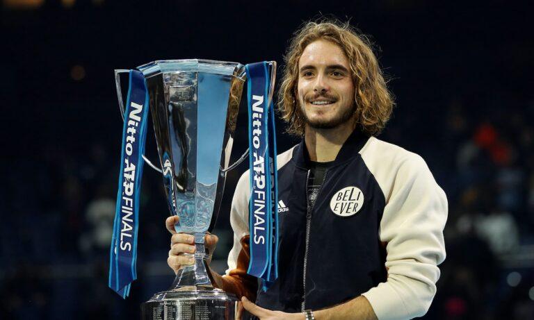 Λεντλ: «Παίζει το σωστό τένις ο Τσιτσιπάς»