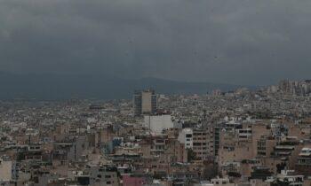Καιρός 24/11: Nεφώσεις με τοπικές βροχές κυρίως στα νότια (vid)