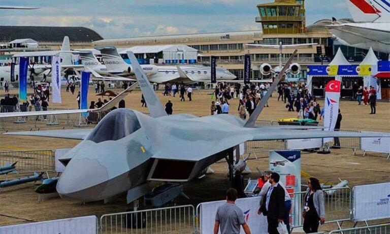Toυρκία: Μόνη μας ελπίδα απέναντι στα F-35 και τα Rafale το TF-X  5ης γενιάς