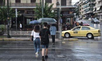 Καιρός 11/11: Βροχές και καταιγίδες στην Κρήτη και στα Δωδεκάνησα