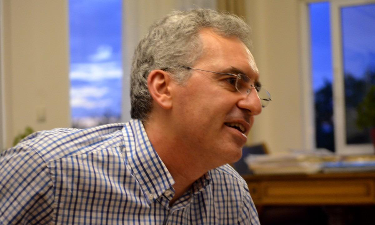 Κωνσταντίνος Βαθιώτης: «Δεν έγινα νομικός για να με εξευτελίζει ο Μητσοτάκης με τα SMS»