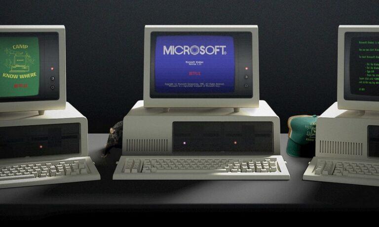 Σαν σήμερα η Microsoft φέρνει την τεχνολογική επανάσταση
