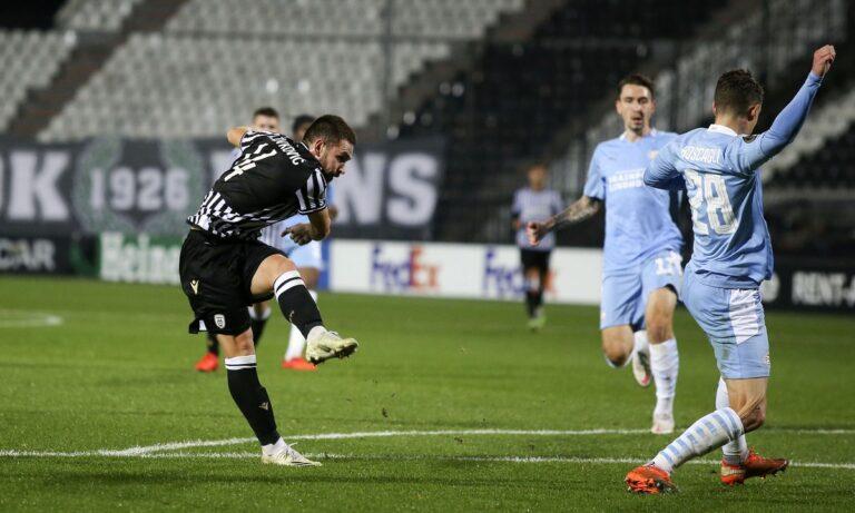 Ζίβκοβιτς: «Προσαρμόστηκα, ο σύλλογος είναι υπέροχος»