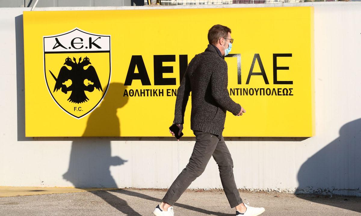 ΑΕΚ: Καλά νέα, με κανένα νέο κρούσμα κορονοϊού -Αρνητικοί Σακχόφ και Σβάρνας
