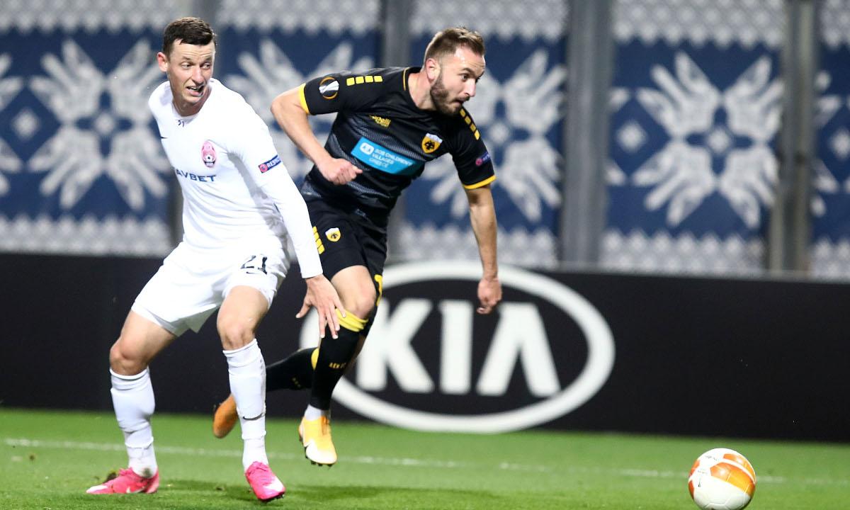 Ζόρια: Με 20 παίκτες στην Αθήνα για το ματς με την ΑΕΚ