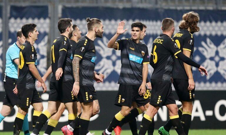 ΑΕΚ: Η μεγαλύτερη εκτός έδρας ευρωπαϊκή νίκη στην ιστορία της