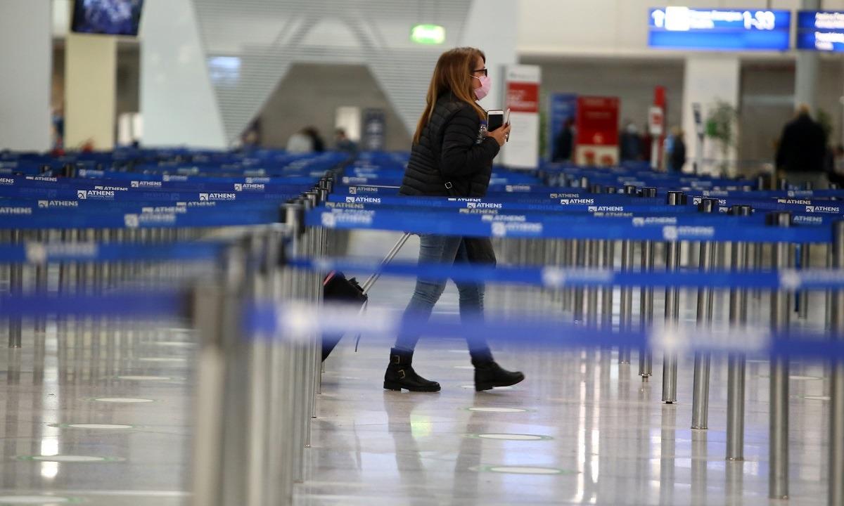 Τι ισχύει στις πτήσεις εσωτερικού-εξωτερικού από σήμερα έως και τις 30/11