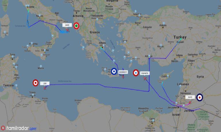Eλληνοτουρκικά: Άγρυπνος φρουρός ελληνικό AWACS – Δεν περνάει τίποτα στο Αιγαίο
